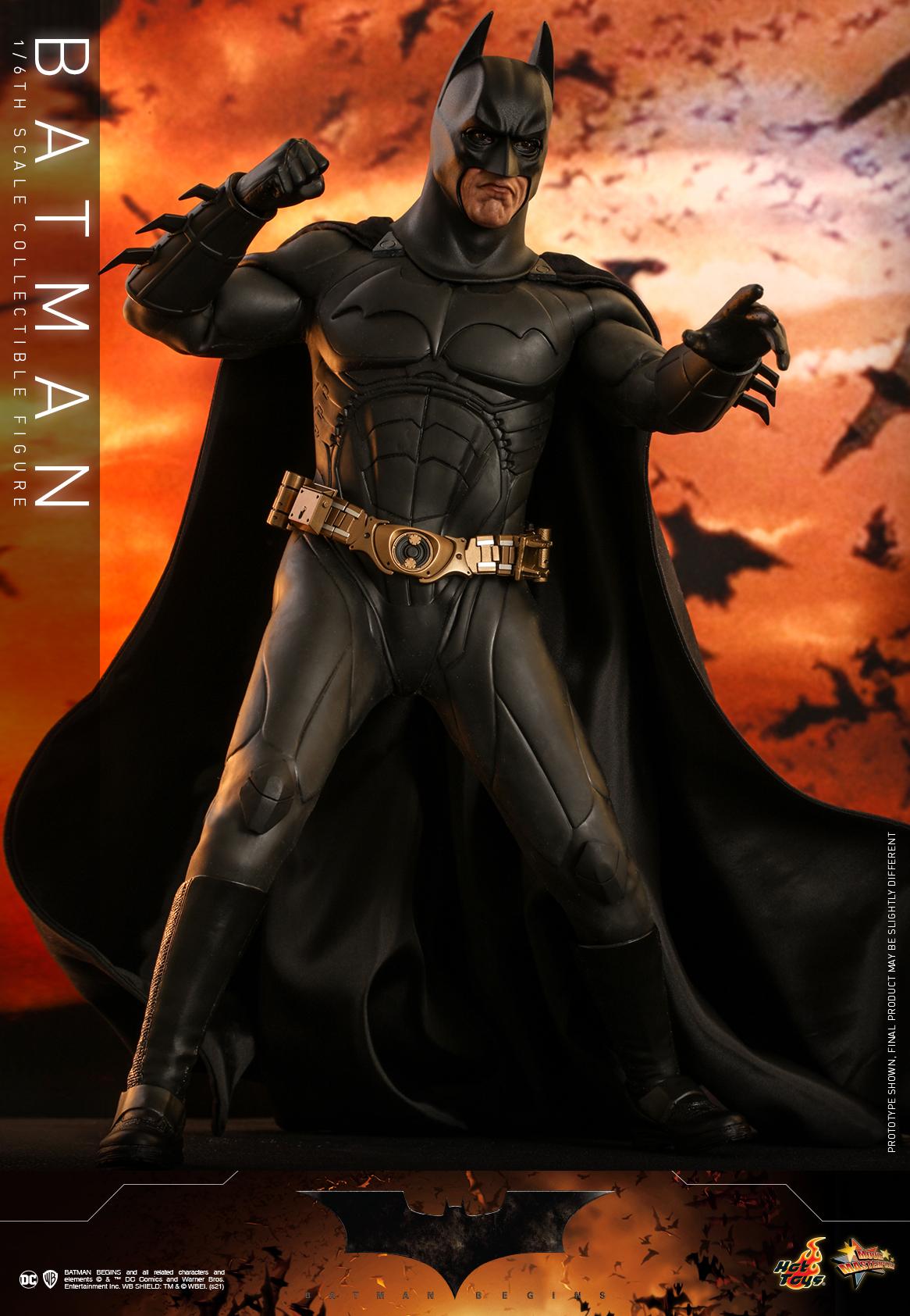 Hot Toys - Batman Begins - Batman collectible figure_PR8