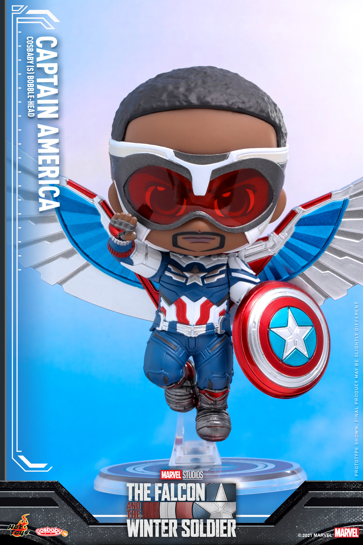 Hot Toys - Falcon and Winter Soldier - Captain America Cosbaby_PR1