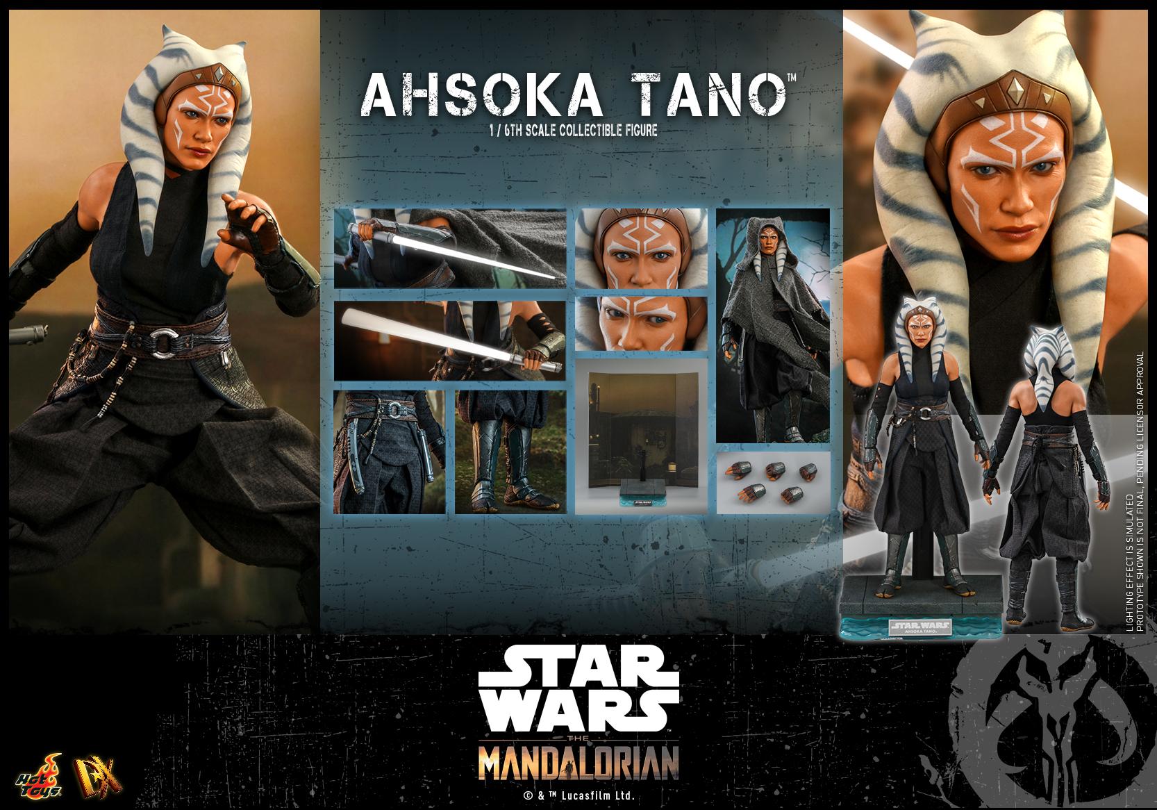 Hot Toys - SM - Ahsoka Tano collectible figure_PR15