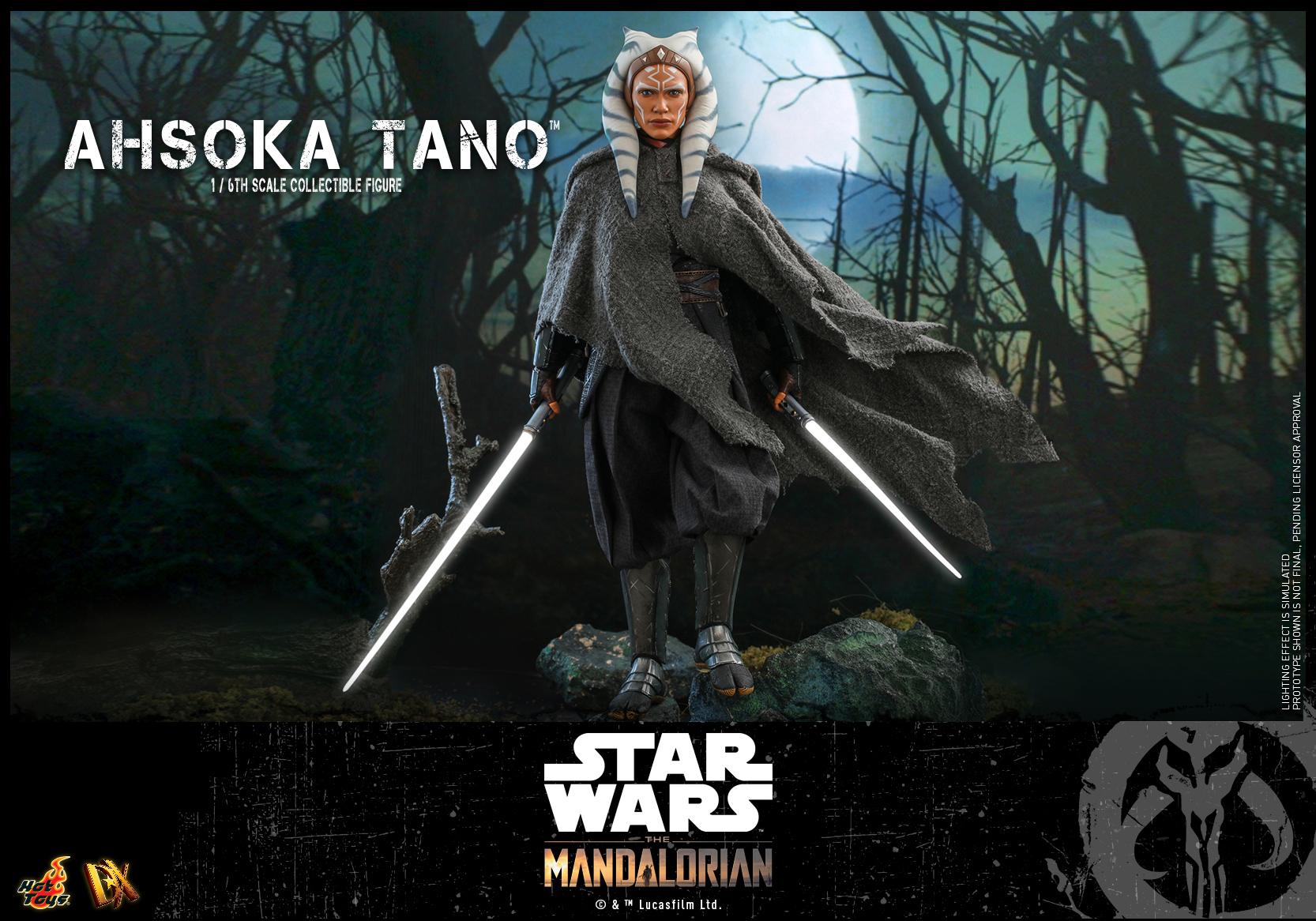Hot Toys - SM - Ahsoka Tano collectible figure_PR8