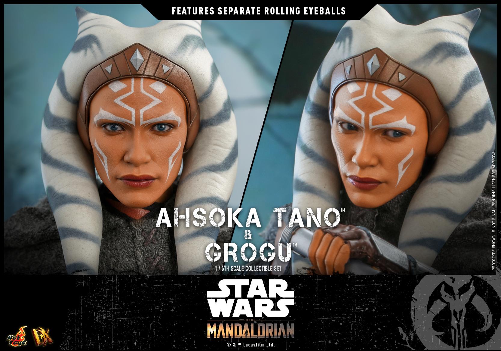 Hot Toys - SM - Ashoka Tano and Grogu Set_PR11