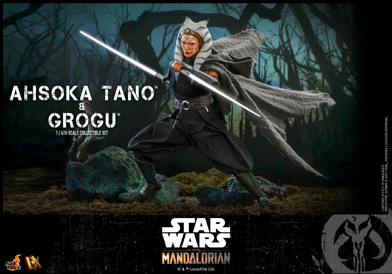 Hot Toys - SM - Ashoka Tano and Grogu Set_PR13