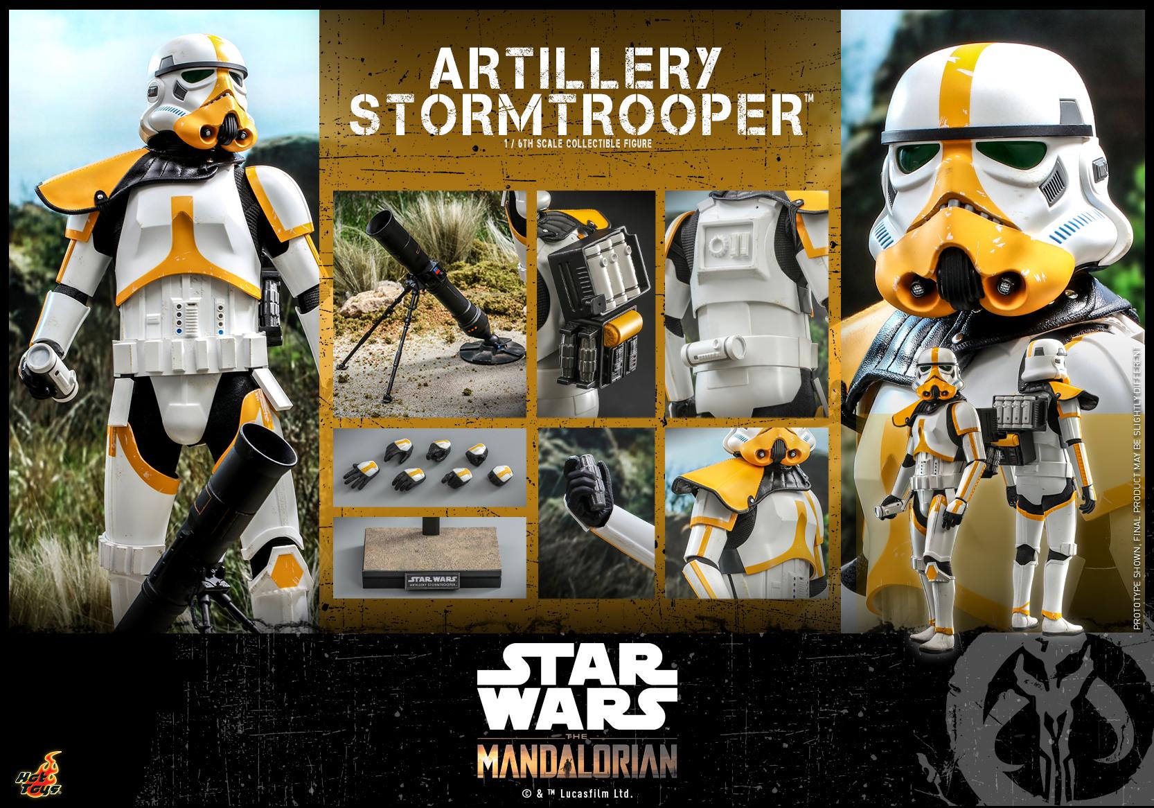 Hot Toys - Mando 2 - Artillery Stormtrooper_PR16