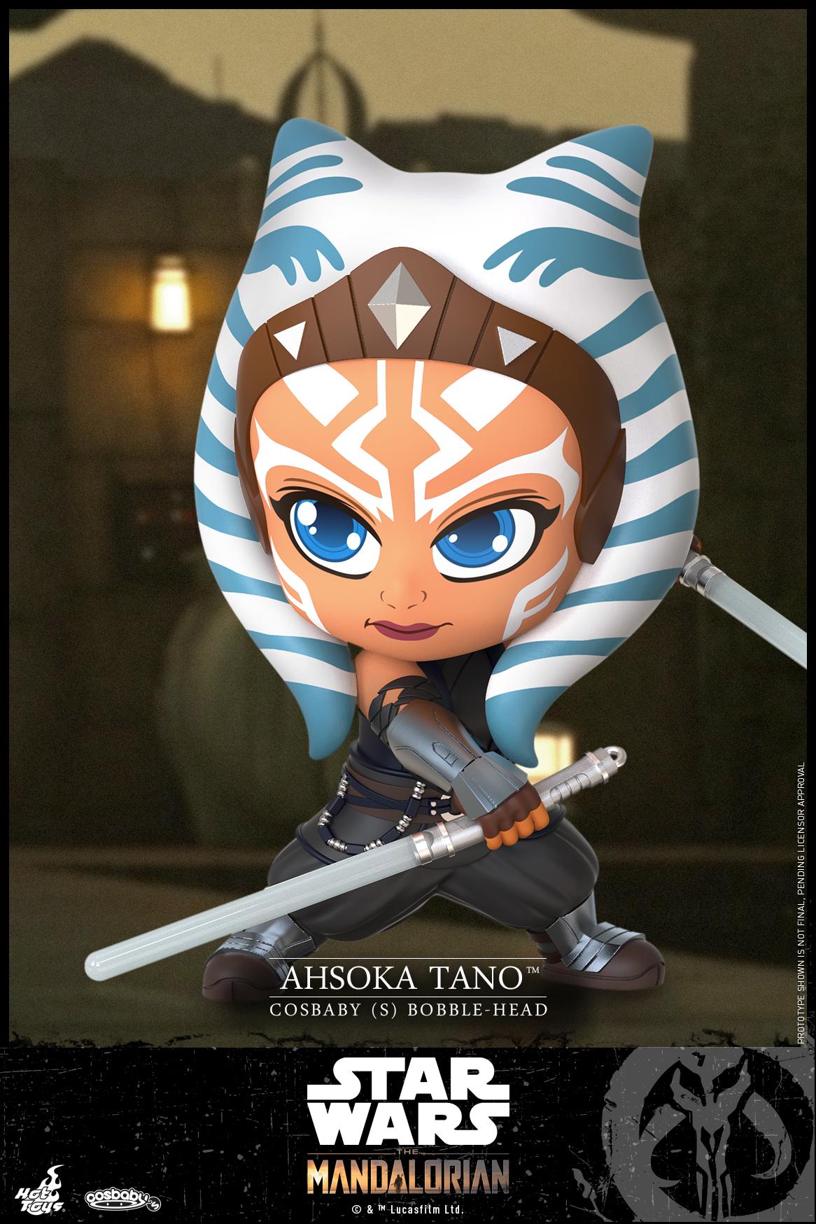 Hot Toys - Mando II - Ahsoka Tano Cosbaby_PR2