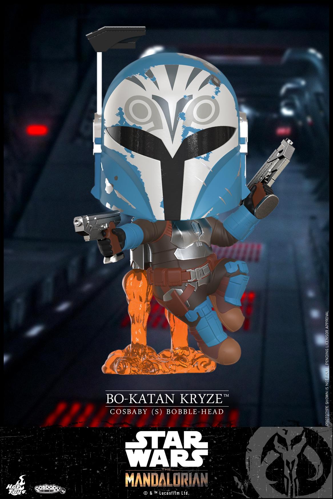 Hot Toys - Mando II - Bo-Katan Kryze Cosbaby_PR1