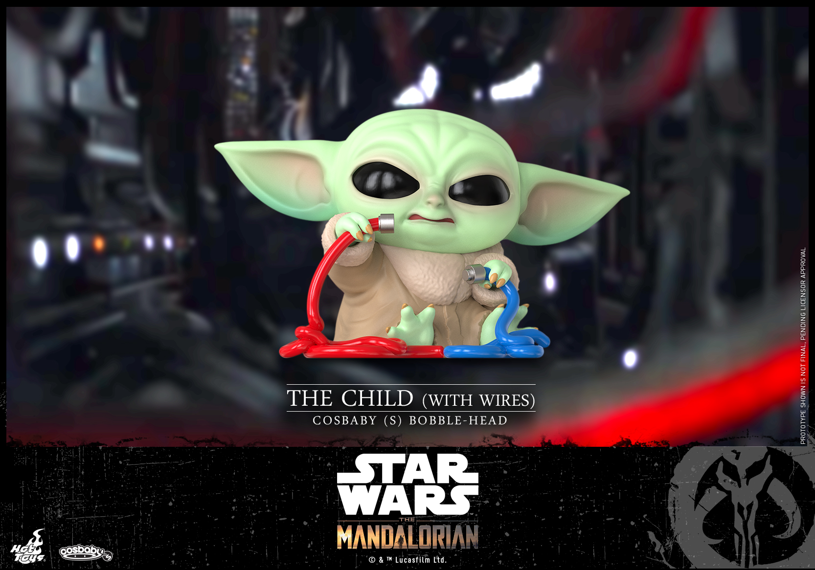 Hot Toys - Mando II - The Child (With Wires) Cosbaby_PR1