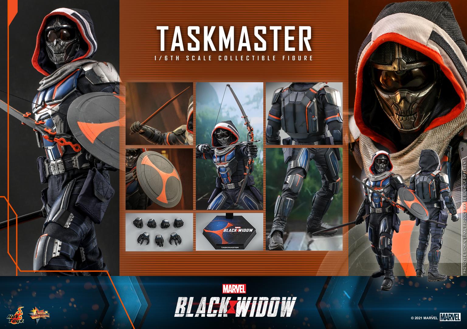 Hot Toys - Black Widow - Taskmaster collectible figure_PR15
