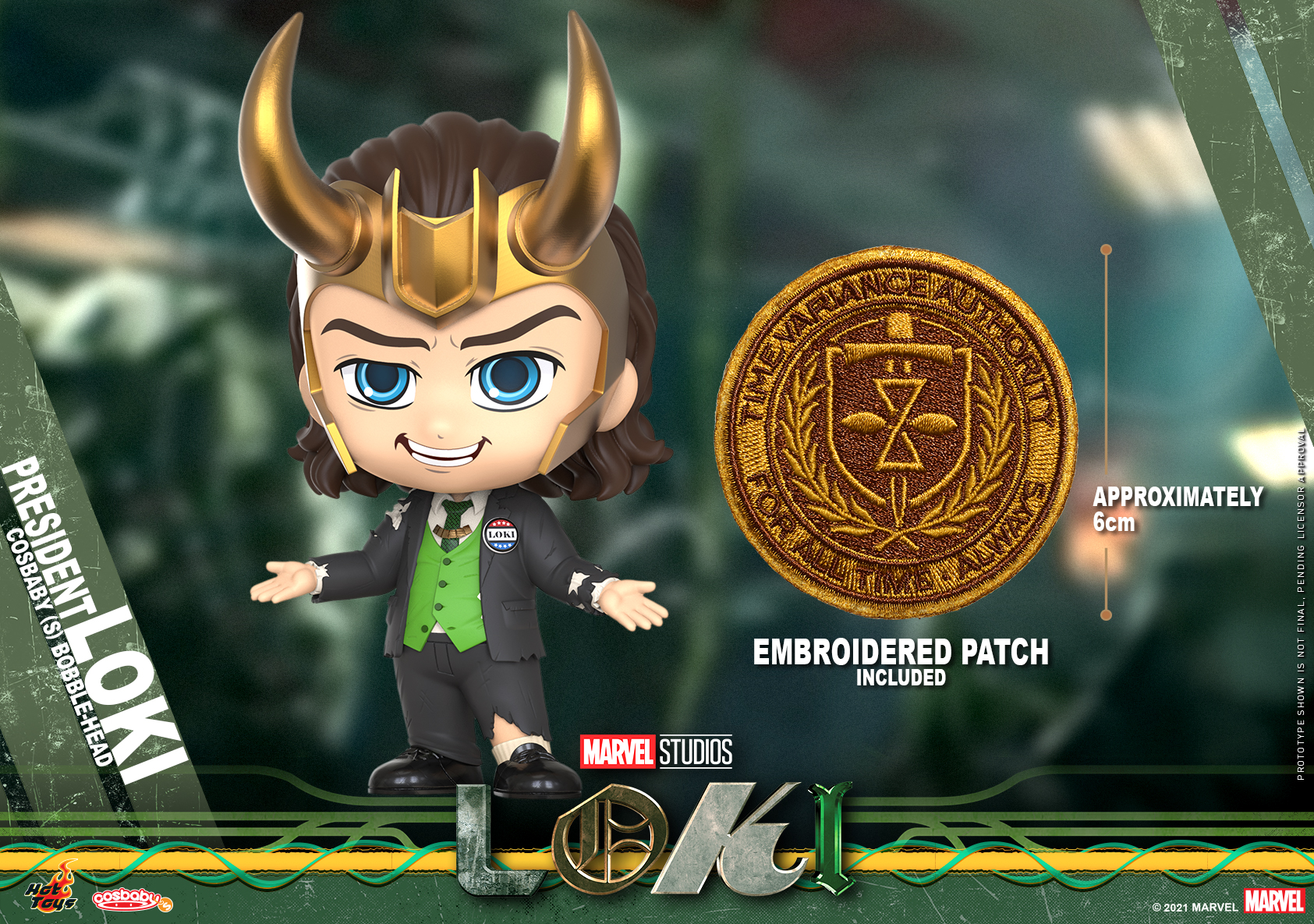 Hot Toys - Loki - President Loki Cosbaby_PR2
