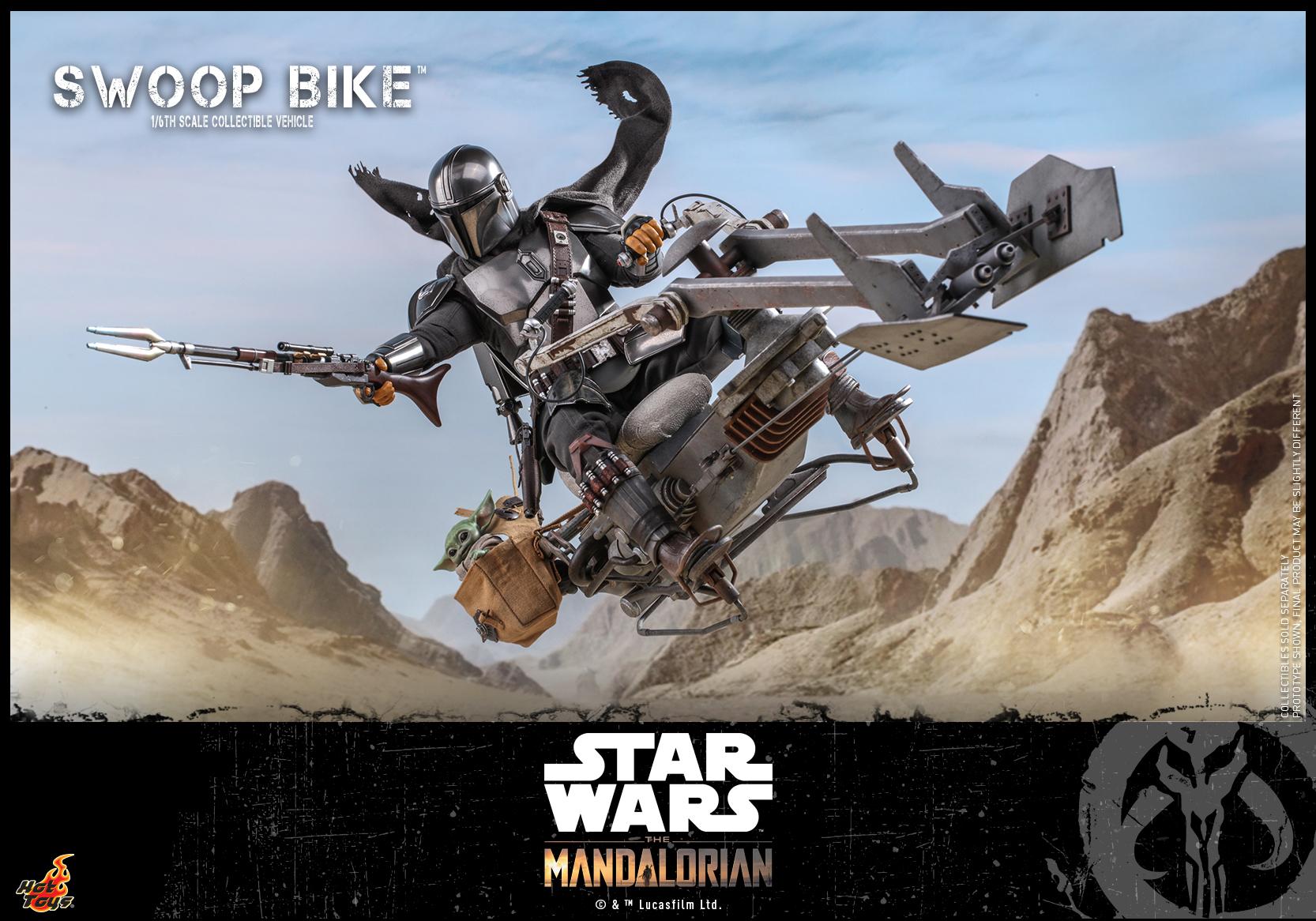 Hot Toys - Mando 2 - Swoop Bike_PR1