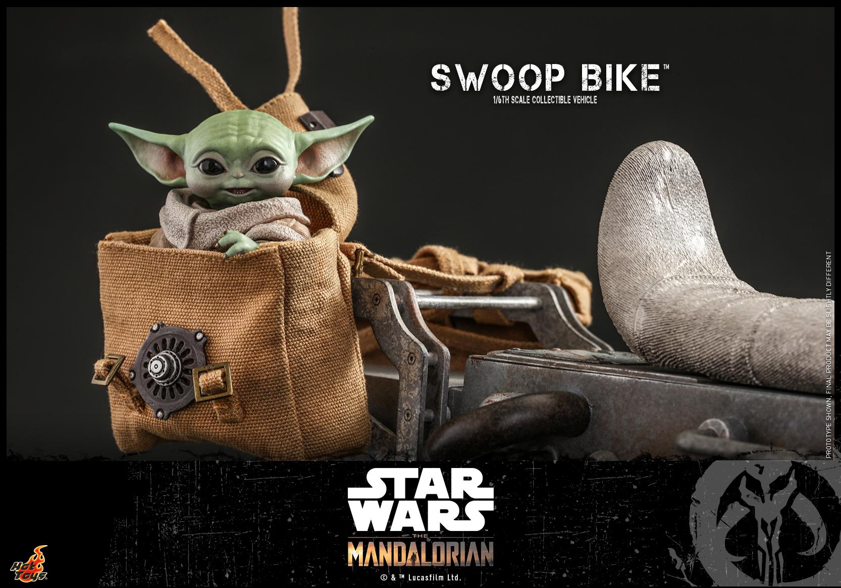 Hot Toys - Mando 2 - Swoop Bike_PR3