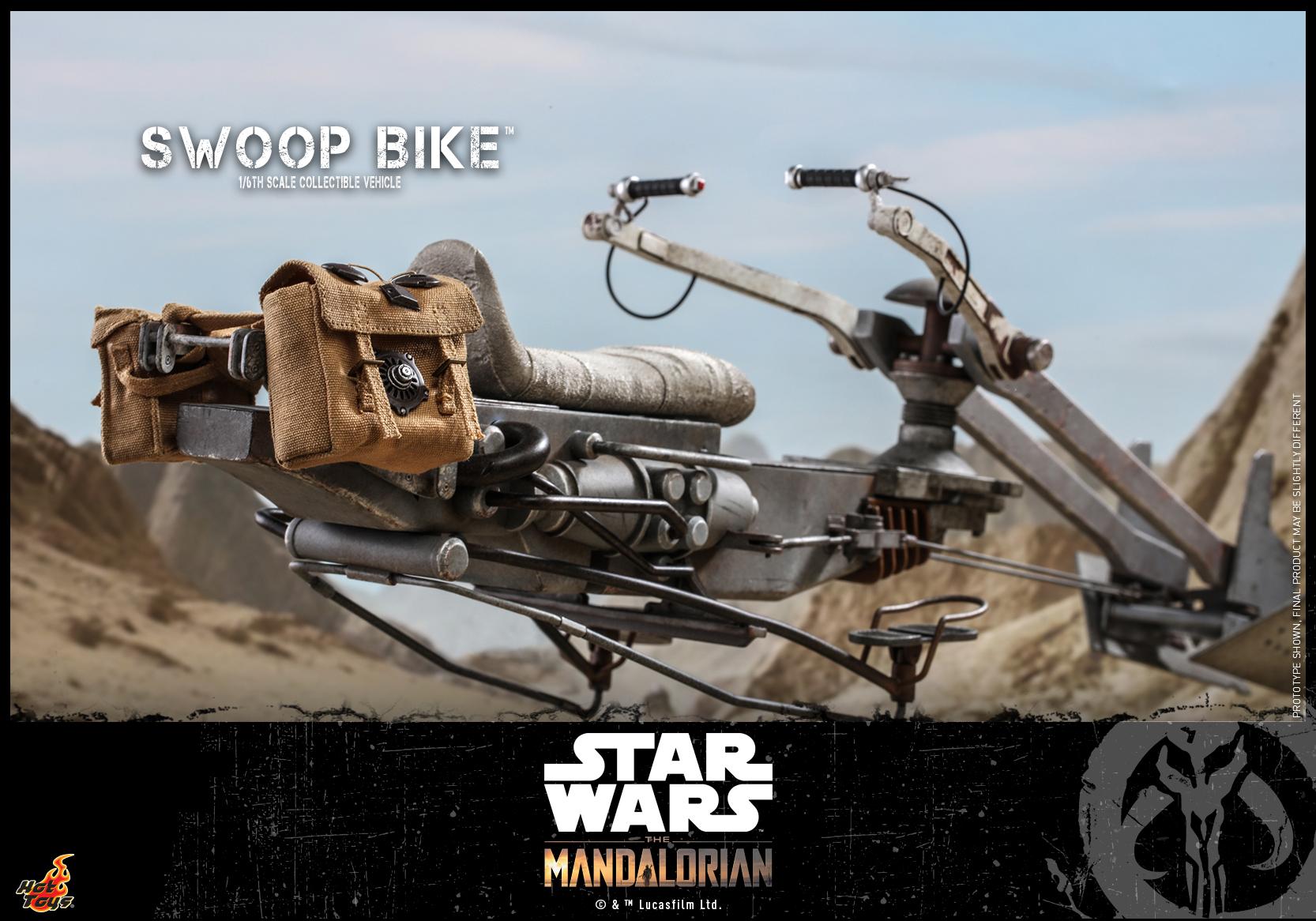Hot Toys - Mando 2 - Swoop Bike_PR8