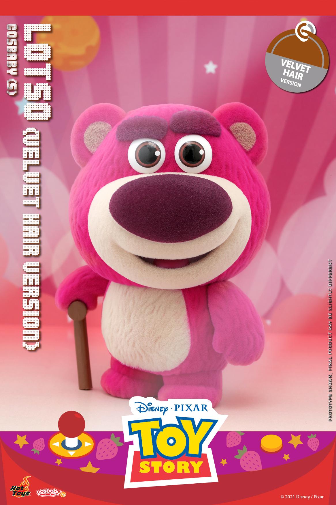 Hot Toys - Toy Story - Lotso (Velet Hair Version) Cosbaby_PR2