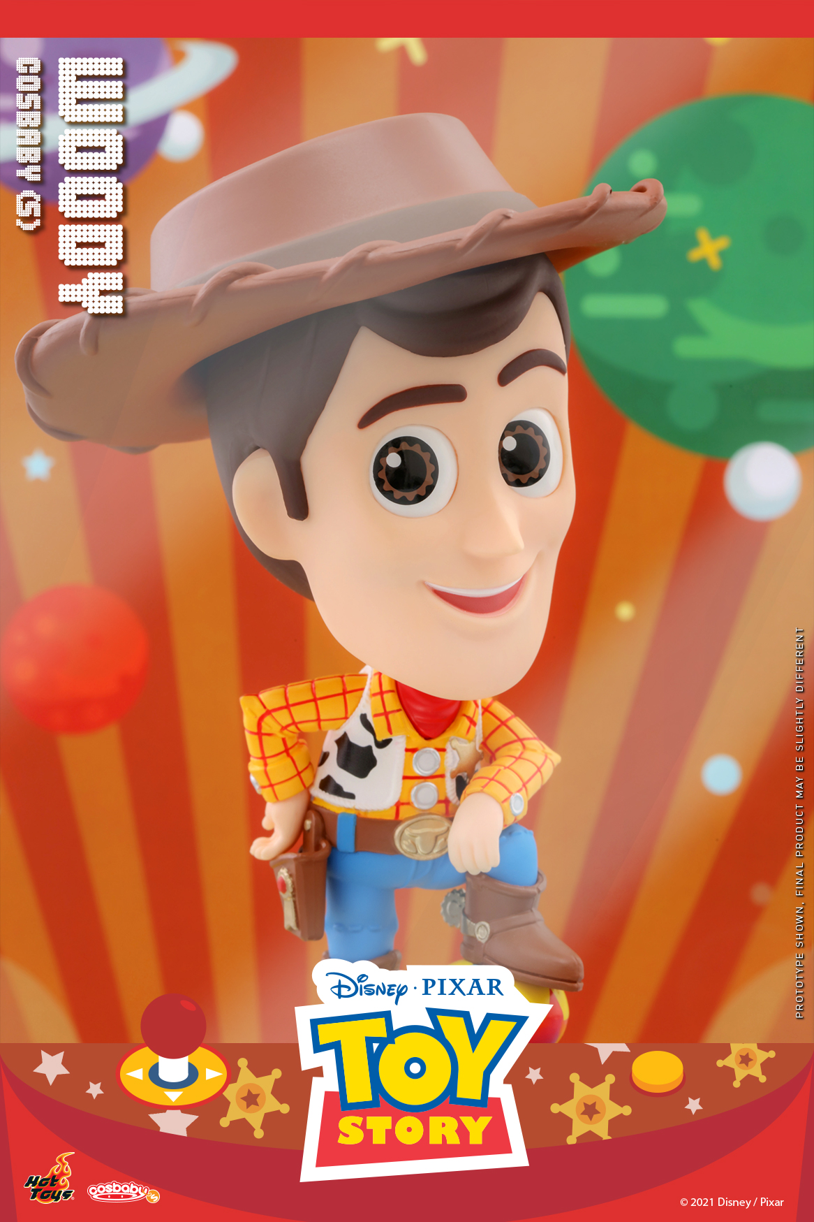 Hot Toys - Toy Story - Woody Cosbaby_PR1