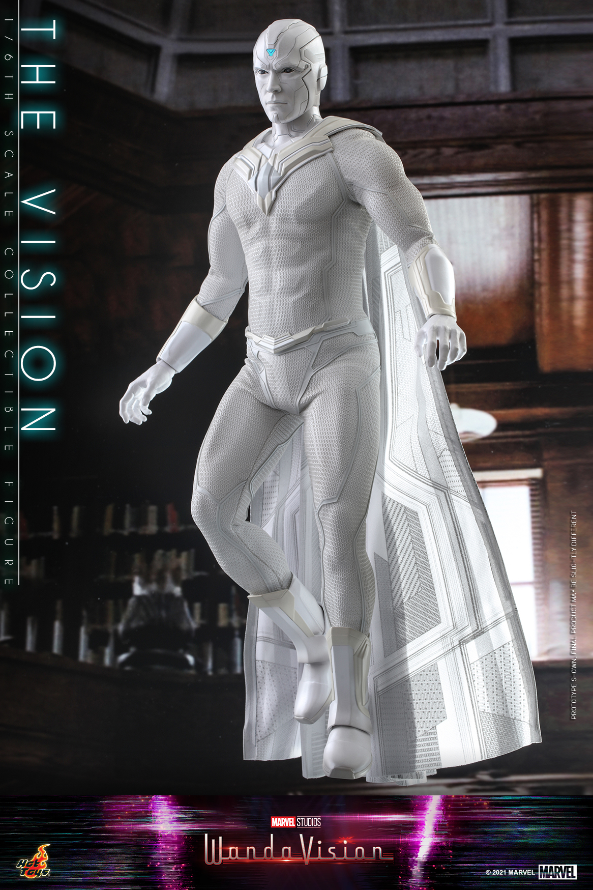 Hot Toys - WandaVision - The Vision collectible figure_PR1