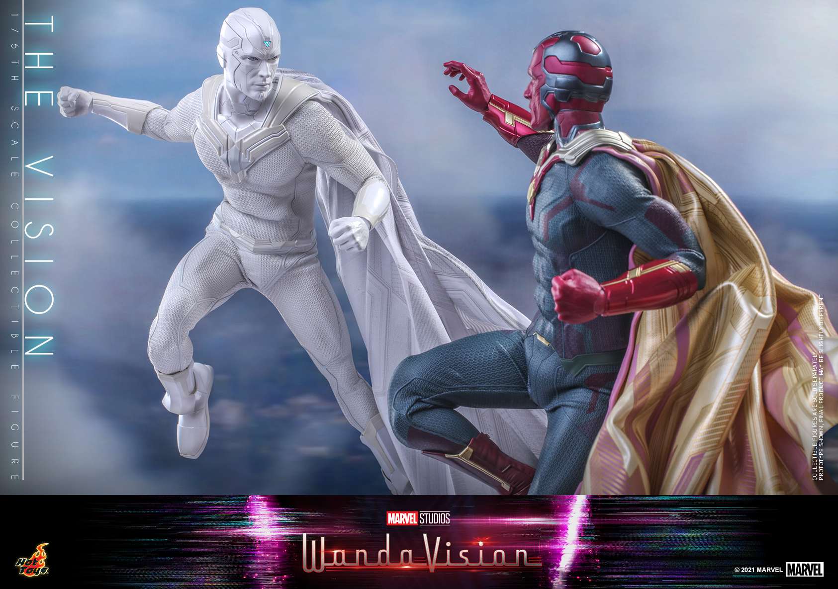 Hot Toys - WandaVision - The Vision collectible figure_PR11