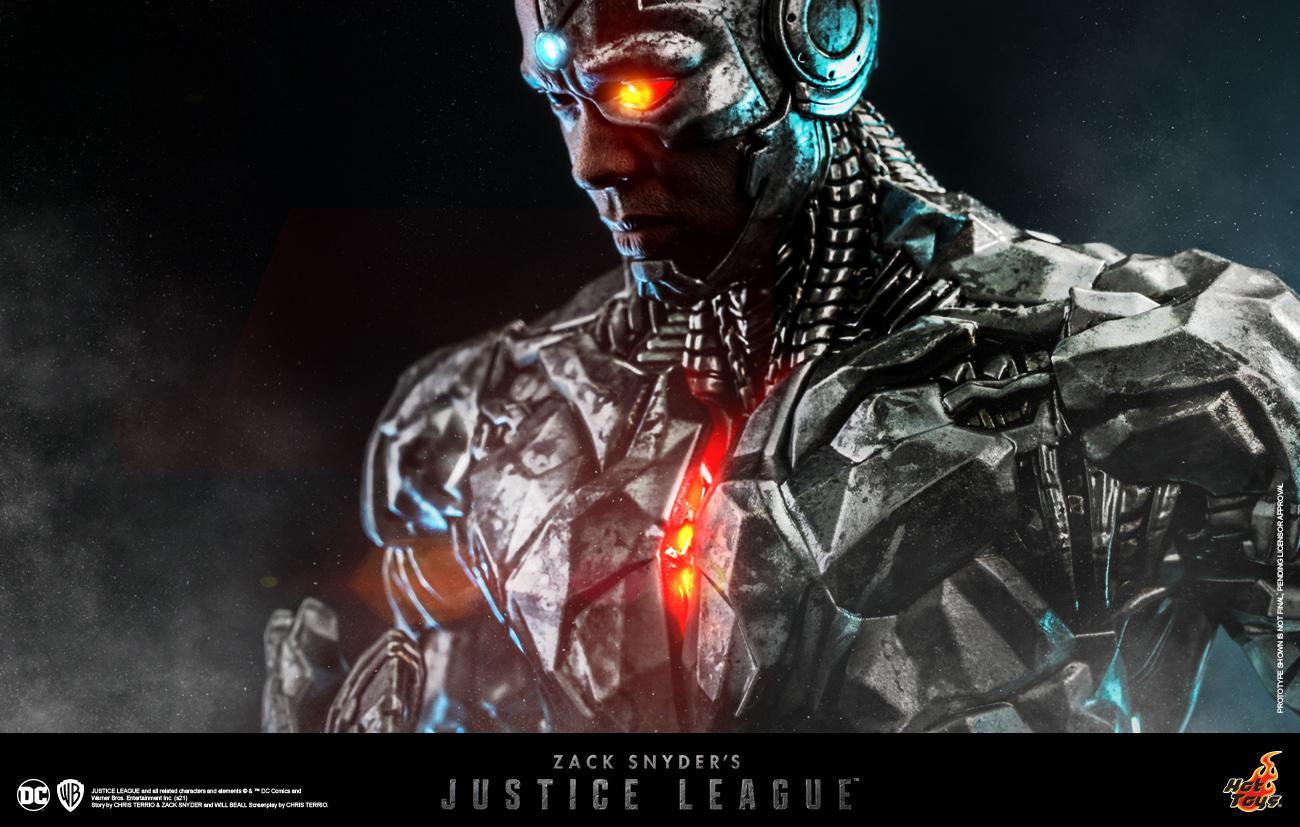 JL_Cyborg Teaser
