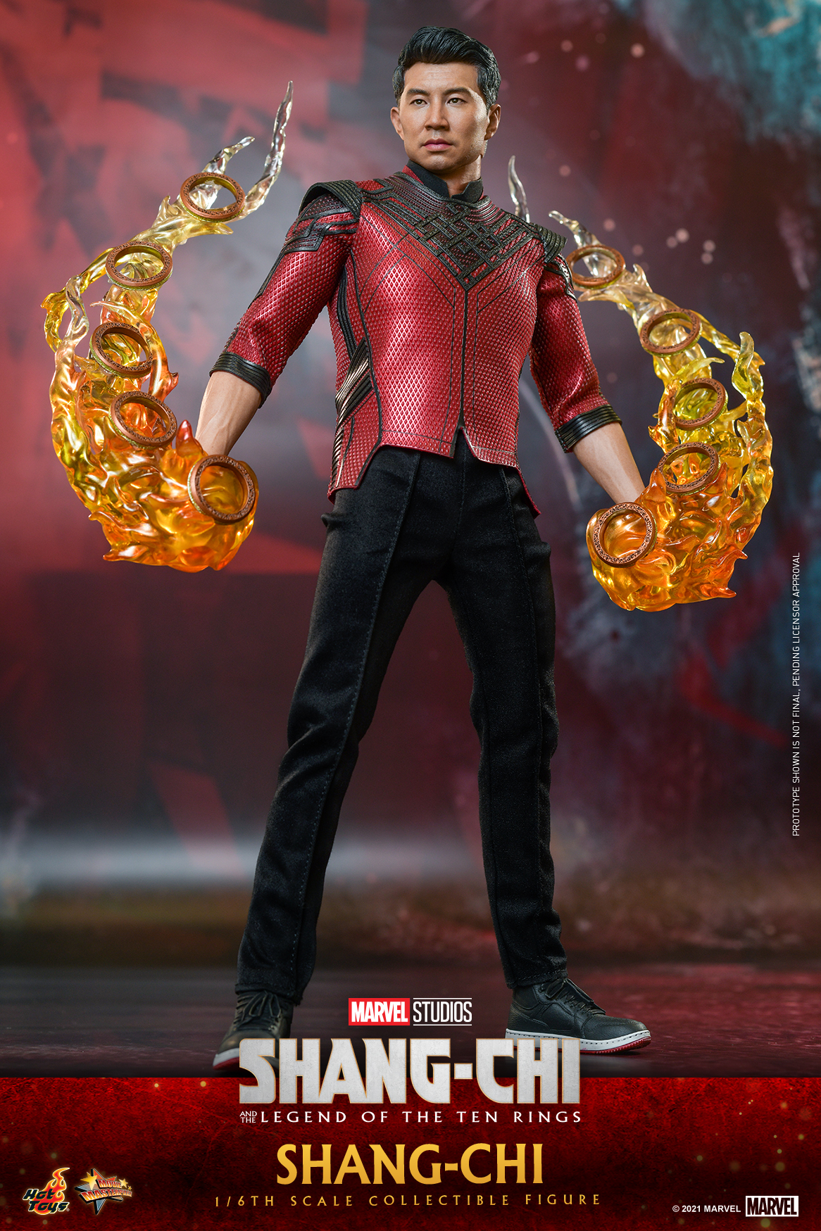 Hot Toys - Shang-chi collectible figure_Update_PR1