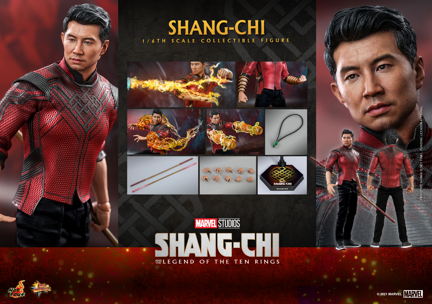 Hot Toys - Shang-chi collectible figure_Update_PR10