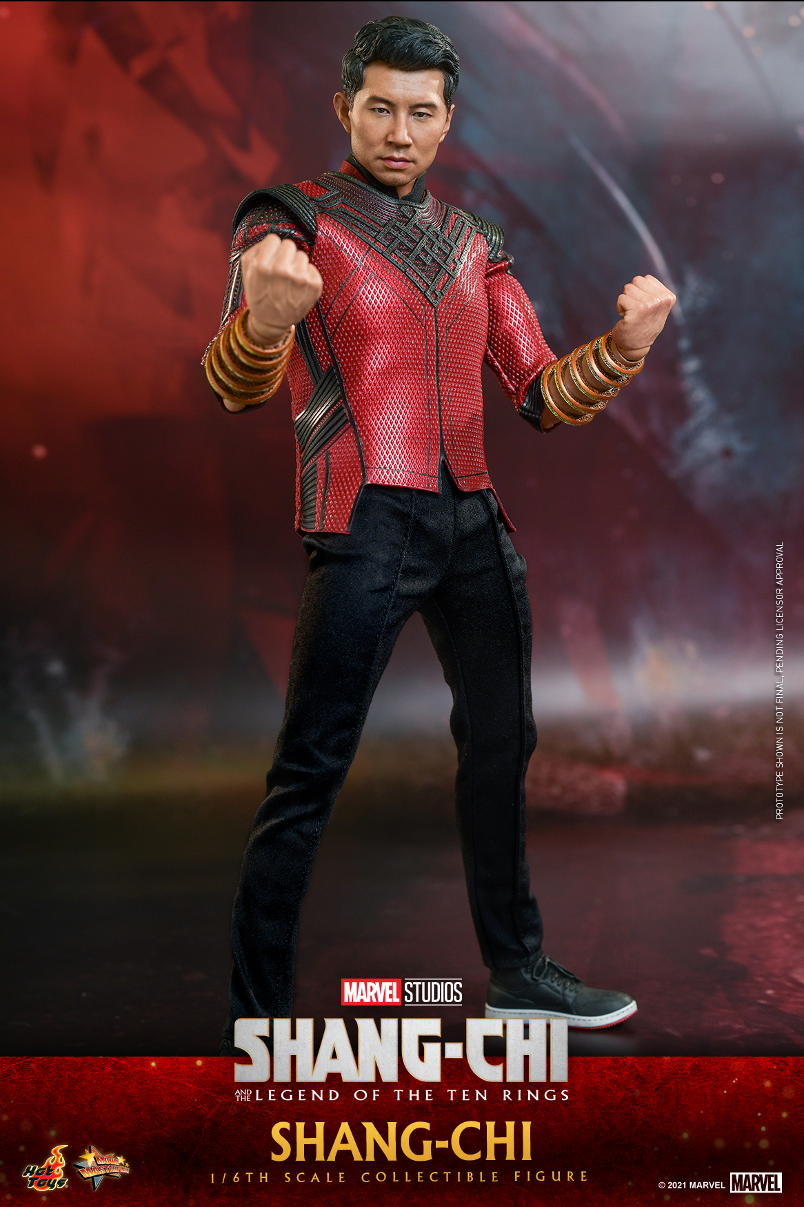 Hot Toys - Shang-chi collectible figure_Update_PR2