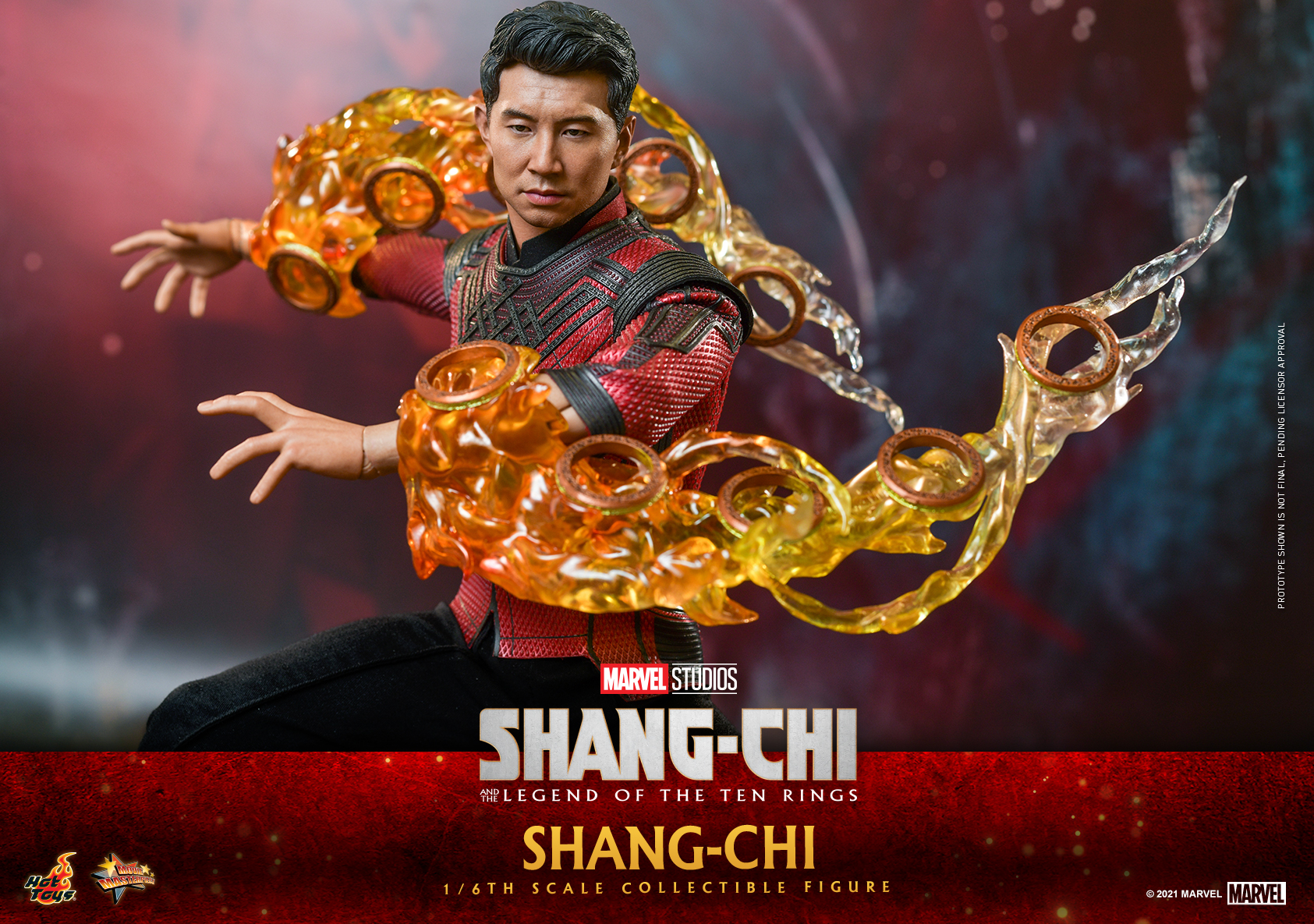 Hot Toys - Shang-chi collectible figure_Update_PR5