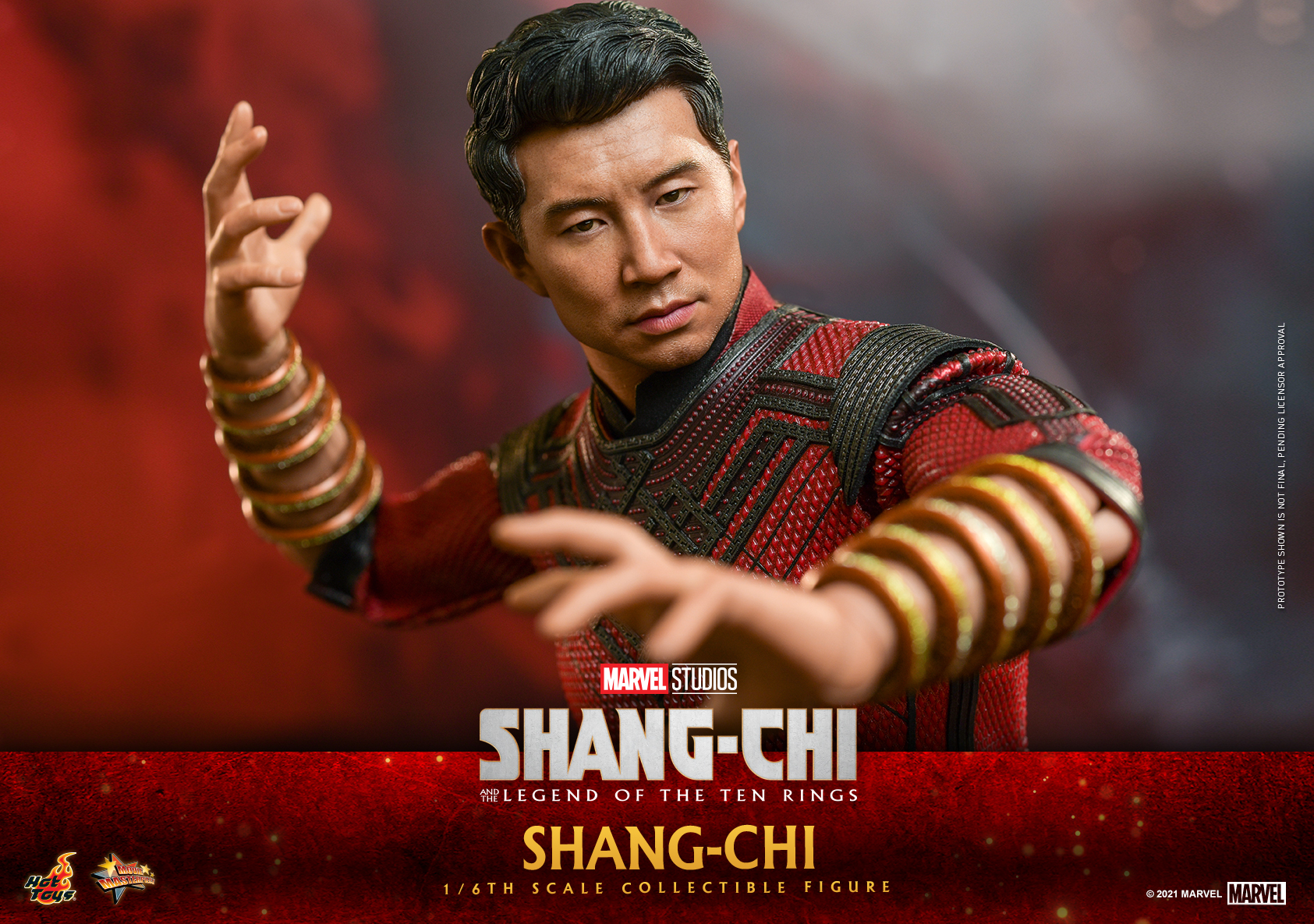 Hot Toys - Shang-chi collectible figure_Update_PR9
