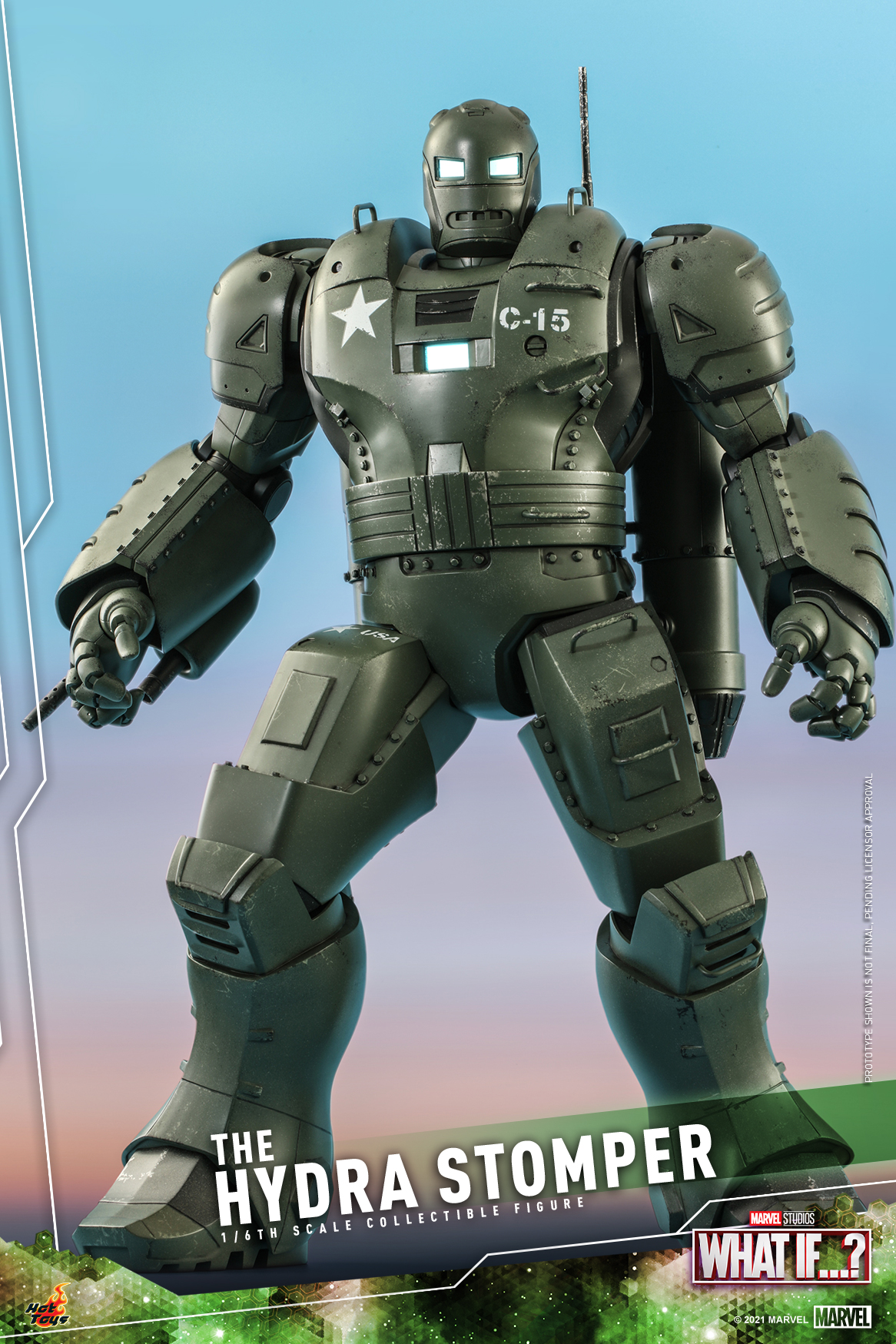Hot Toys - What If - The Hydra Stomper Collectible Figure_PR1