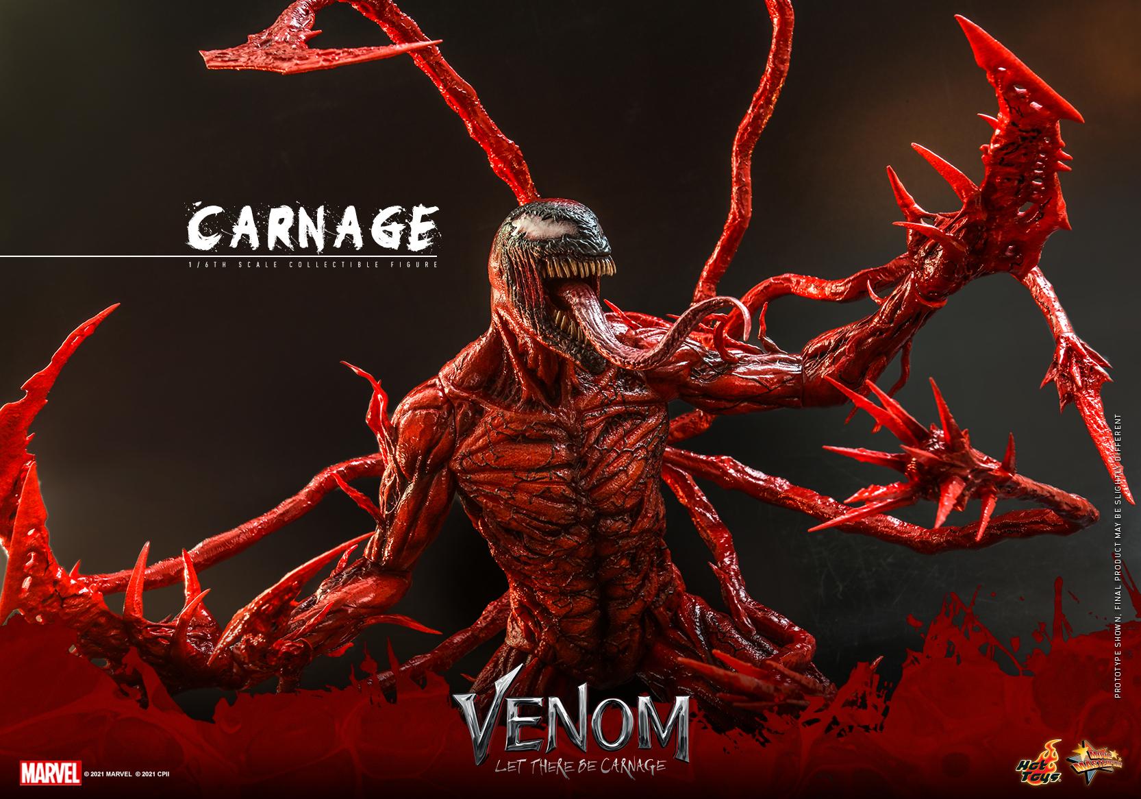 Hot Toys - Venom 2 - Carnage Collectible Figure_PR14